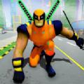 不可思议的大机器人超级英雄