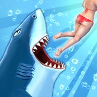 饥饿鲨进化999999钻无限金币 v8.0.4 安卓版