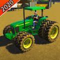 新米尔福德有机农场拖拉机模拟器