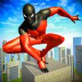 飞行超级绳索英雄3D迈阿密打击犯罪 最新版