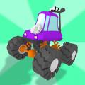 怪物汽车3D