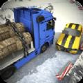 雪地货运卡车停车模拟器2021