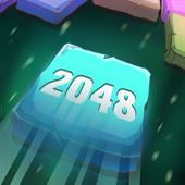 2048个方块射击