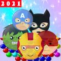 泡泡射击铁超级英雄 v1 安卓版