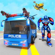 变形警车机器人 v1.15 安卓版