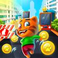 汤姆猫跑酷城市公交车 v1.0 安卓版