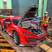 汽车修理工工作坊 v1.0 安卓版