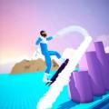 雪上攀爬比赛3D v1.2 安卓版