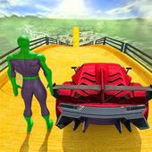 蜘蛛侠汽车特技 v1.8 安卓版
