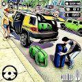 美国城市出租车驾驶