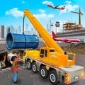 机场施工模拟器