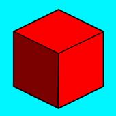 立方体前行
