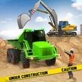 挖掘机建造模拟器
