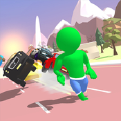 超级英雄冲刺3D V1.0 安卓版