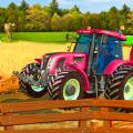 拖拉机农民