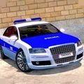高级警车驾驶 V1.0 安卓版