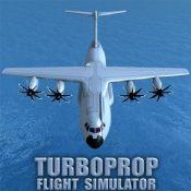 涡轮螺旋桨飞机模拟器3D V1.26.2 安卓版