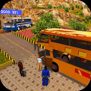 城市交通赛车极限巴士驾驶