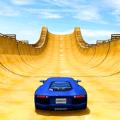疯狂的汽车特技巨型坡道 v0.4 安卓版