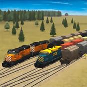 火车和铁路货场模拟器 安卓版