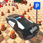 新警车停车场3D 手机版