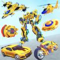变形钢铁人英雄3D v1.0.0 安卓版