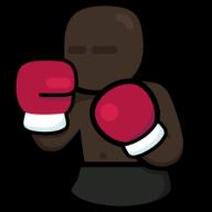 像素拳击手